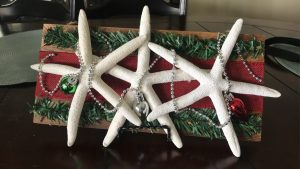 Read more about the article Starfish Christmas Decor