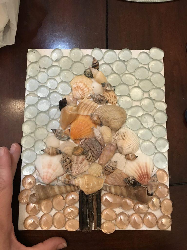 seashell tree 07