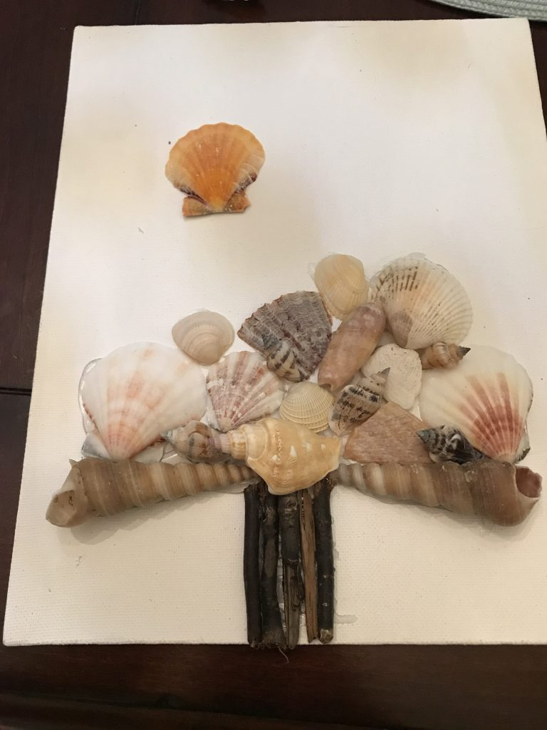 seashell tree 02