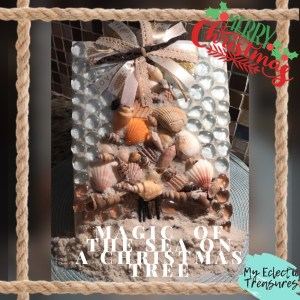 Read more about the article Seashell Christmas Tree