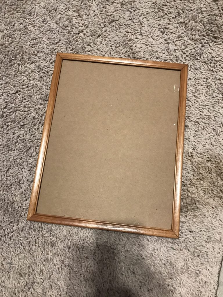 frame from Goodwill