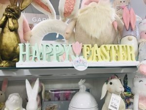 happy easter sign homegoods