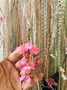 boho chic wall hanging | DIY wall decor ideas | Boho decor ideas | Yarn wall tapestry