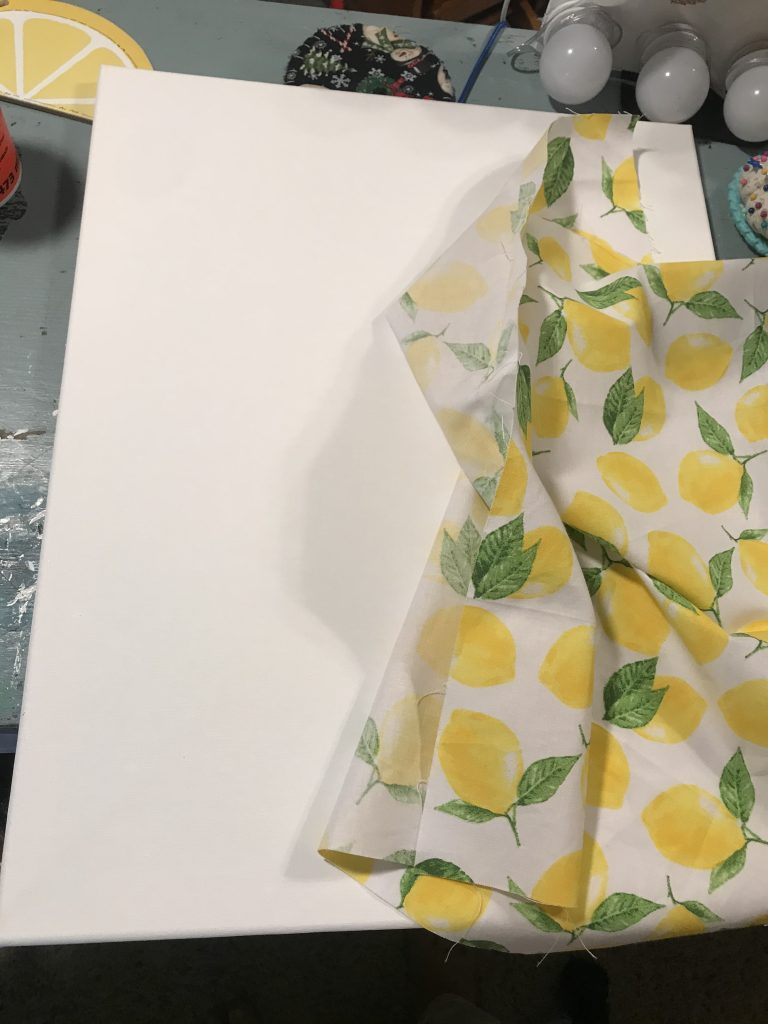 You are currently viewing Lemon Canvas – Squeeze the Day