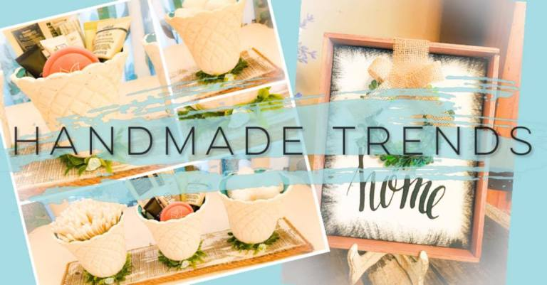 crafting community group on Facebook | Handmade Trends | DIY group