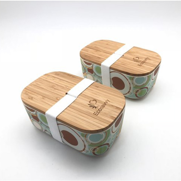 EcoSavvy Eco-Friendly Bamboo Lunch Box Online