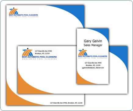 logo samples stationery logo