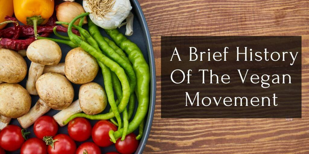 When Did Veganism Start? A Brief History Of The Vegan ...