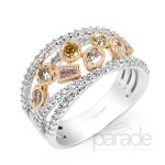 Parade Designs fancy colored diamond ring[1]