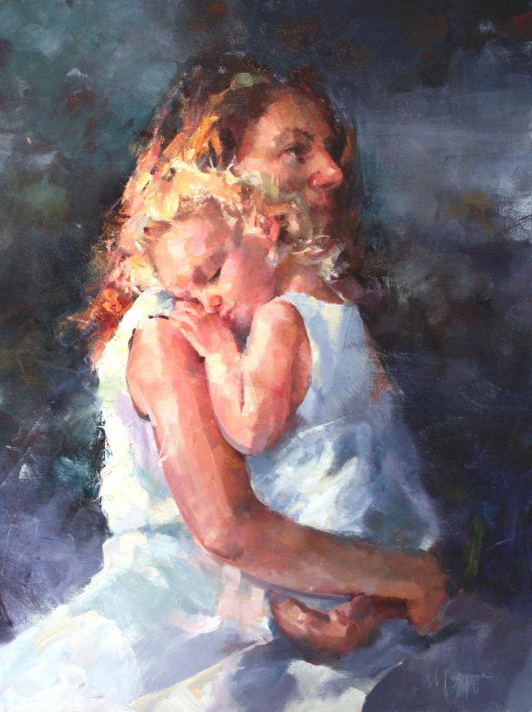 Nationally renowned artist at Edmonds Cole Gallery April