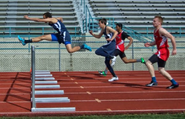 Scenes from the Meadowdale-Terrace track meet, by David Carlos.