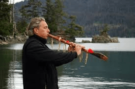 Flutist Gary Stroutso will be at ArtsNow Gallery during Art Walk.