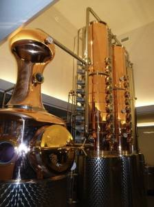 This German-made distilling apparatus will form the heart of Edmonds new Scratch Distillery.