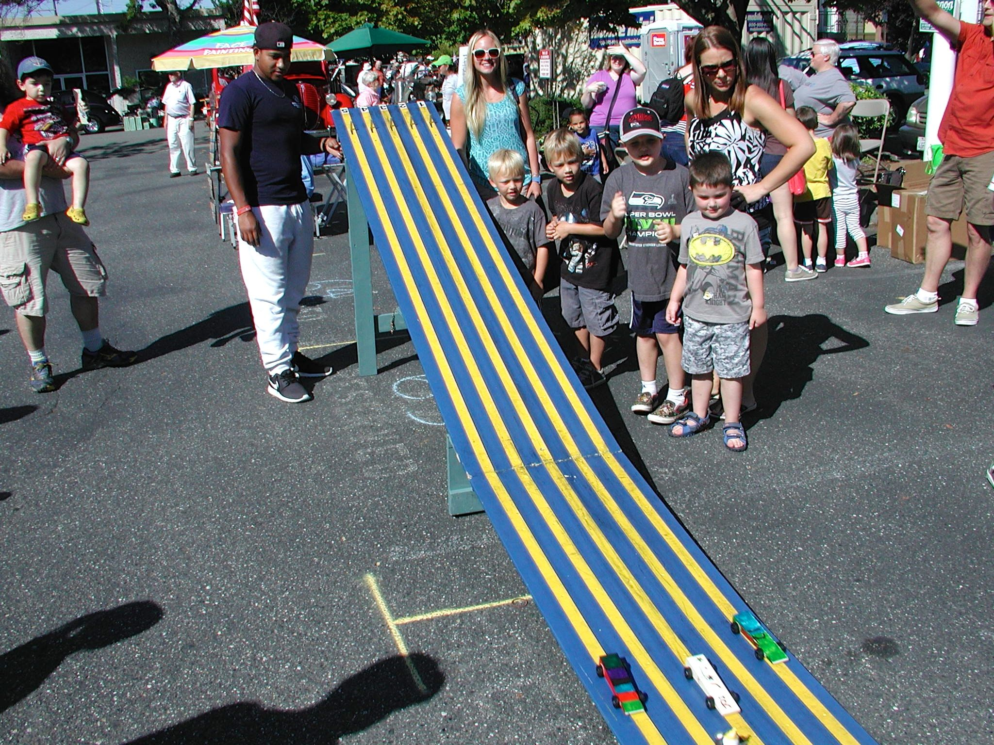 Playtime Kidfriendly Finds As Summer Segues To Fall MLTnewscom - Edmonds car show