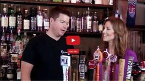 Edmonds Happy Hour's Janette Turner visits Church Key Pub, where Trevor Miller mixes up a signature cocktail from this popular Edmonds watering hole.