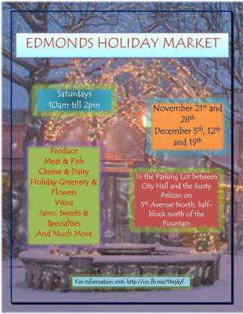 Holiday Market Poster 6
