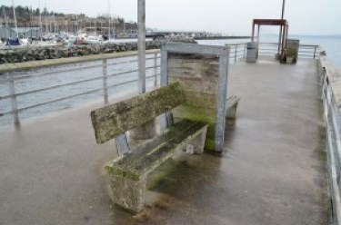 In addition to the structural work, renovations will include upgrading the pier's deteriorating benches and cleaning stations.