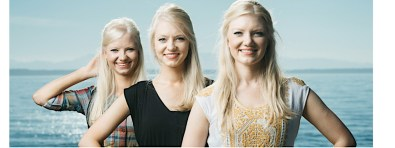 The Gothard Sisters, hometown favorites, return with their holiday show.