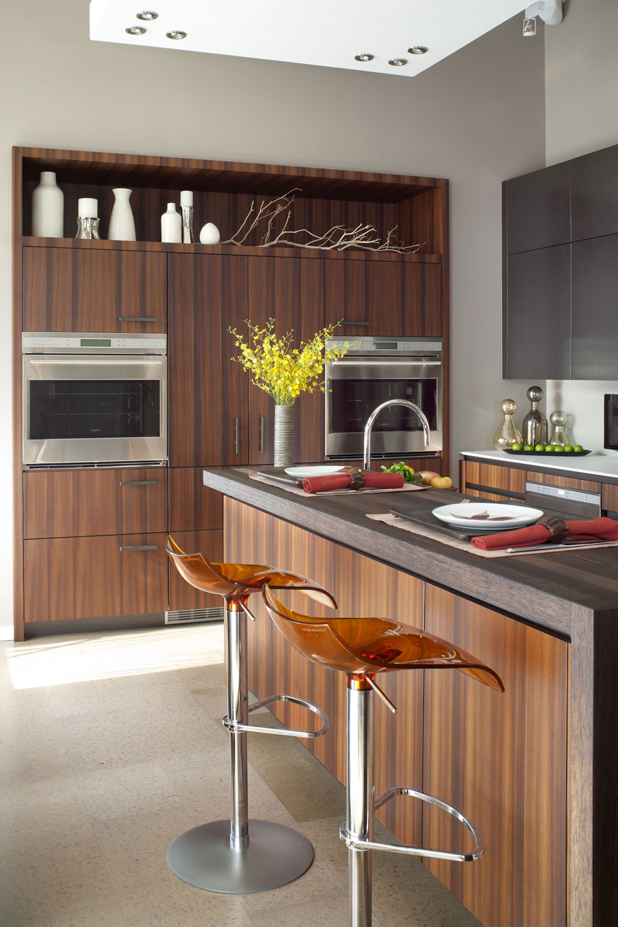 Larch  Exquisite Kitchen Design Showroom  Portfolio
