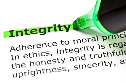 Image result for professional integrity