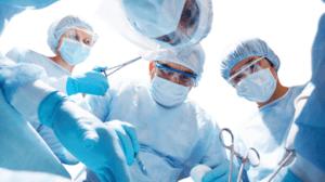Surgery team