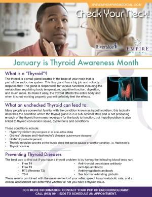 January Awareness 20202