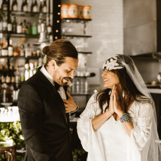 Accessories For The Boho Bride