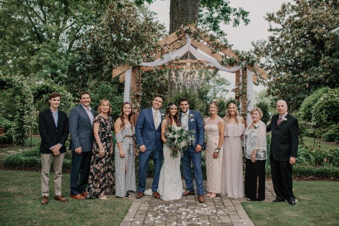 Boho Glam Wedding - Cloverleaf Farms-102
