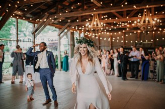 Boho Glam Wedding - Cloverleaf Farms-111