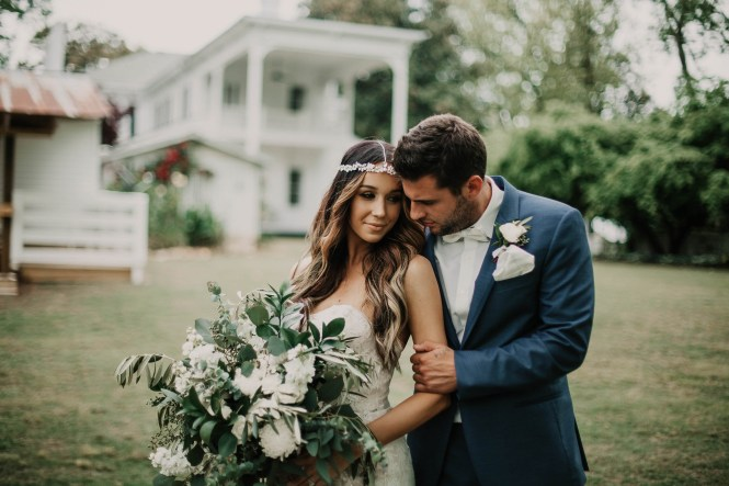 Boho Glam Wedding - Cloverleaf Farms-35