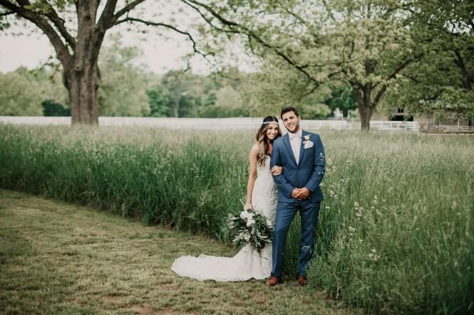 Boho Glam Wedding - Cloverleaf Farms-38