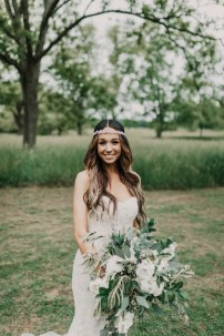 Boho Glam Wedding - Cloverleaf Farms-50