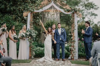 Boho Glam Wedding - Cloverleaf Farms-89