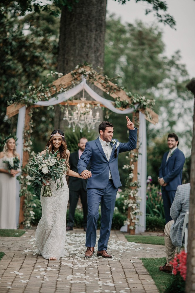 Boho Glam Wedding - Cloverleaf Farms-90