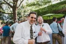 Megan and Patrick - Backyard Boho Wedding-119