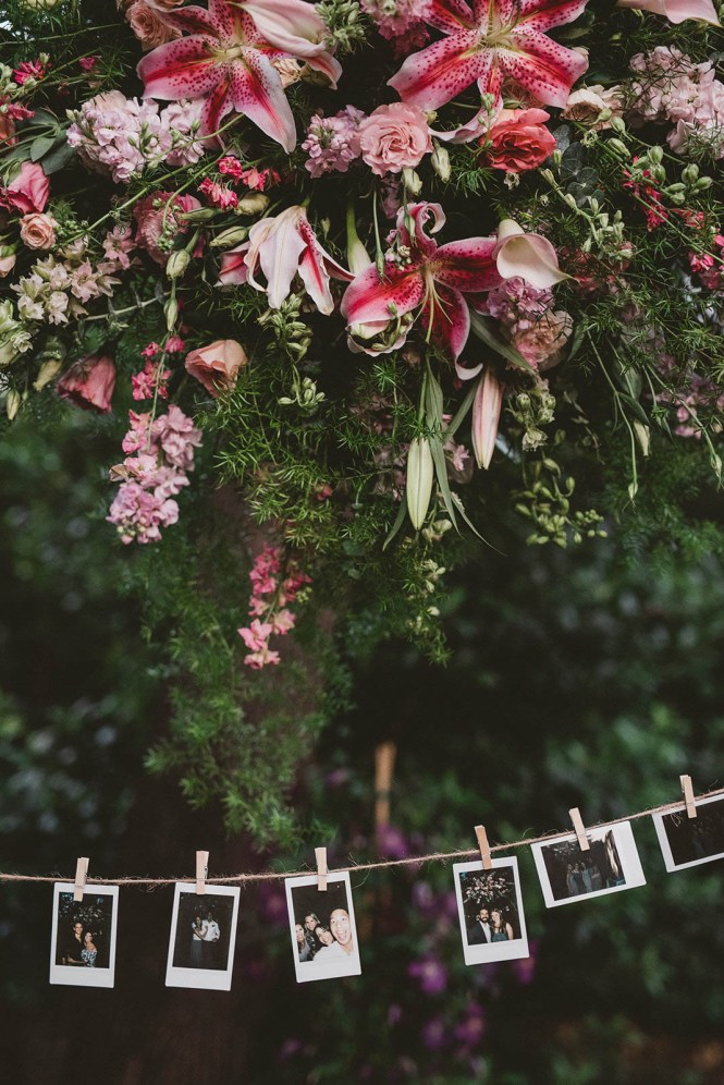 Megan and Patrick - Backyard Boho Wedding-148