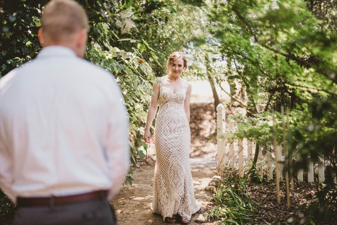 Megan and Patrick - Backyard Boho Wedding-24