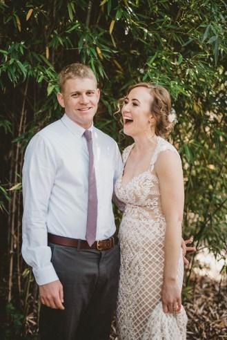 Megan and Patrick - Backyard Boho Wedding-26