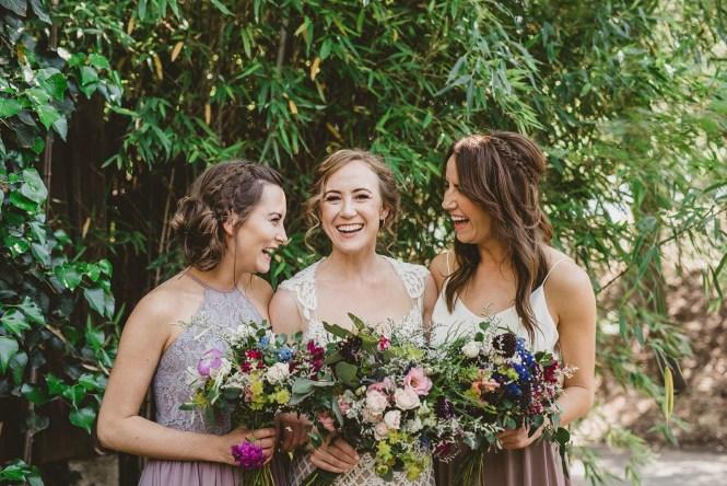 Megan and Patrick - Backyard Boho Wedding-51