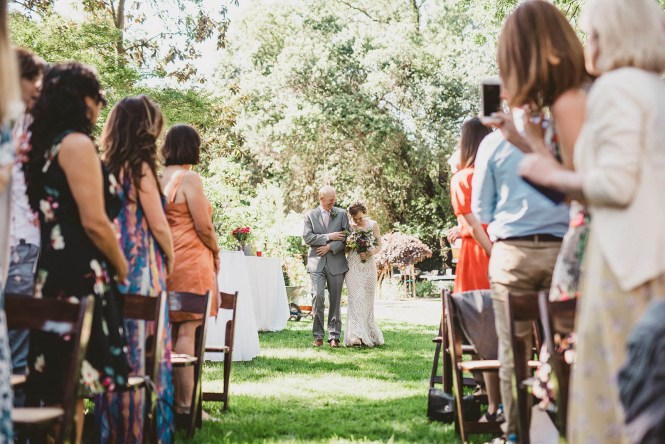 Megan and Patrick - Backyard Boho Wedding-79