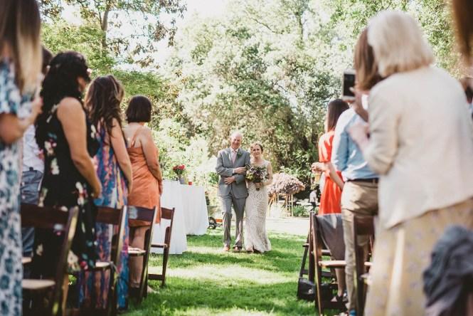 Megan and Patrick - Backyard Boho Wedding-80