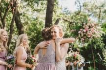Megan and Patrick - Backyard Boho Wedding-89