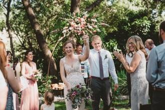 Megan and Patrick - Backyard Boho Wedding-97