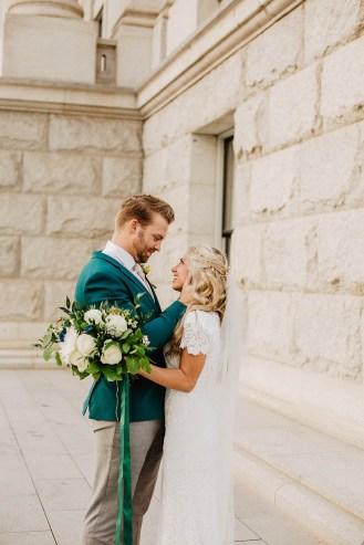 Lauren + Braden First Look + Bridals-12