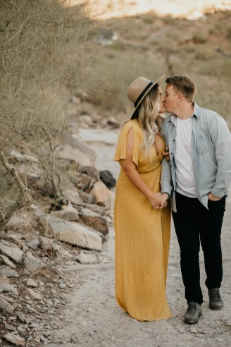Piestewa Peak Engagement Photos-12