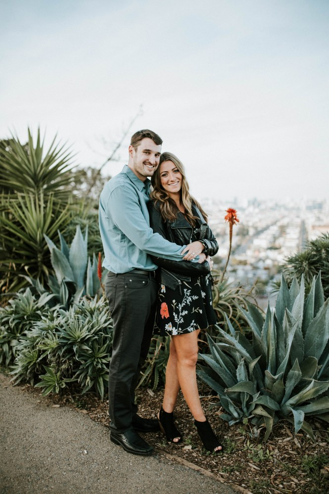 San Francisco Engagement Photos - Molly and Cary - Golden Gate Park-33