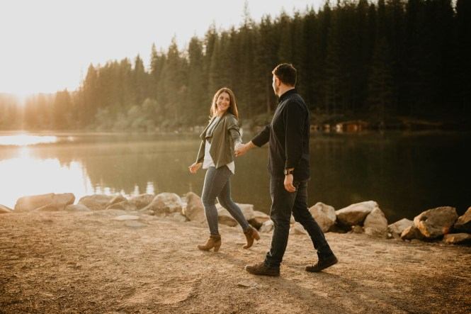 Stephanie and Brett - Tahoe Engagement Session-12