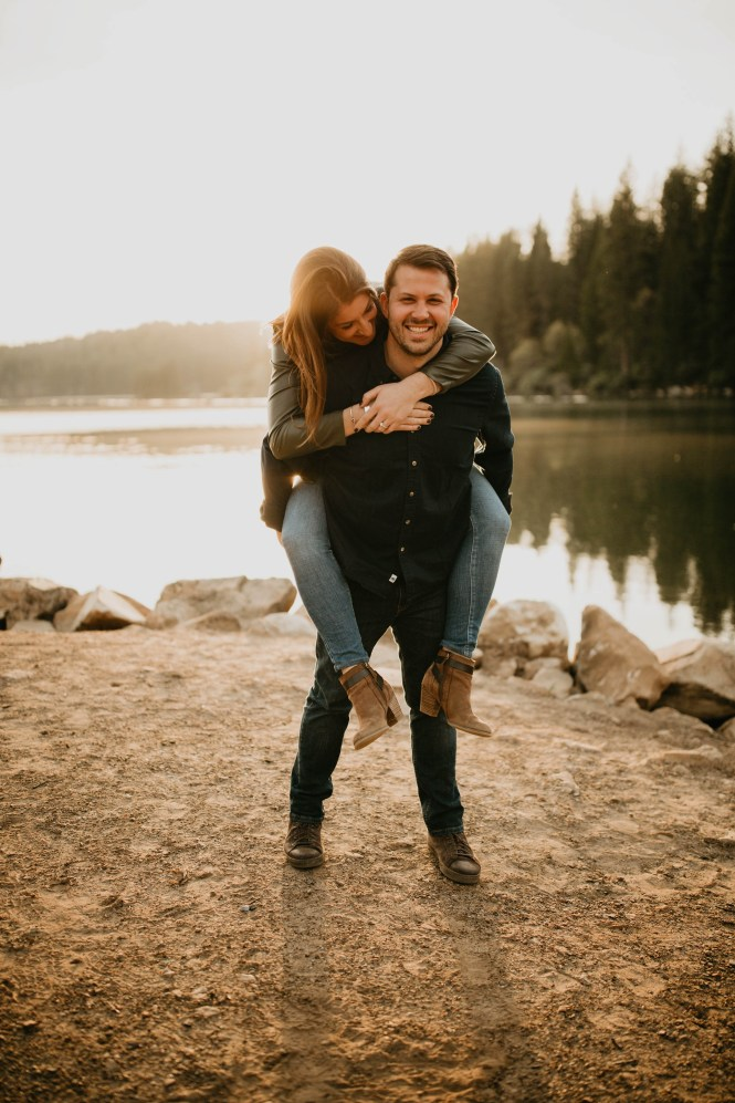 Stephanie and Brett - Tahoe Engagement Session-18