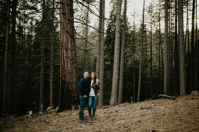 Stephanie and Brett - Tahoe Engagement Session-23