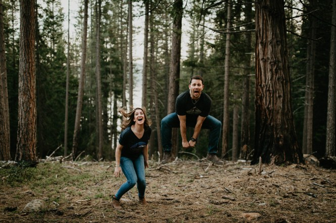 Stephanie and Brett - Tahoe Engagement Session-28